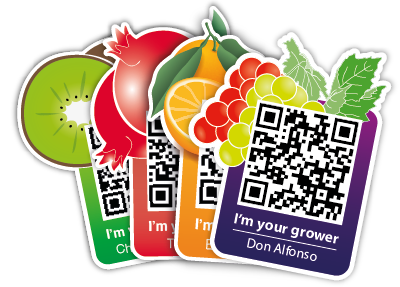 Sticker de Meet the Grower